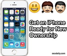 How to get an iPhone ready for a new owner: 7 Steps to Gifting an Old iPhone & Getting It Ready for New Ownership