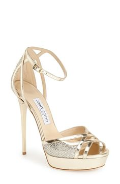 Jimmy Choo 'Laurita' Sandal (Women) available at #Nordstrom