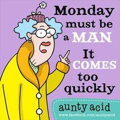 Aunty Acid Jokes | Aunty Acid 1 – Joke Overflow - Joke Archive