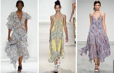 Cozy•Stylish•Chic | NYFW Spring 2015 Trends – Part 2 | http://www.cozystylishchic.com Romance #NYFW #fashiontrends #SS2015