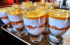 How to make Portuguese heavenly cream (Natas do Ceu).