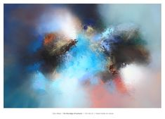 """""""Edge of Autumn"""", 120 x 80 cm. Available at Studio Eelco Maan. Contact me on ejmaan@xs4all.nl #contemporaryart #abstracts #abstractpainting #abstract #fineart #modern art #painting #colorfull Abstract Art, Abstract Paintings, Contemporary Art, Modern Art, Buy Art, Saatchi Art, Original Art, Canvas Art, Spirituality"""