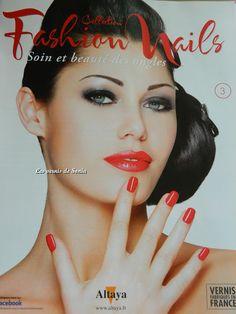 Les vernis de Sonia: Nail Art Collection Fashion Nail [3]