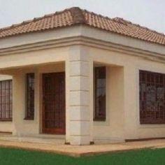Built In Braai, Kitchen Dining Living, Multipurpose Room, Ground Floor Plan, Roof Plan, Outdoor Living, Outdoor Decor, Open Plan, Second Floor