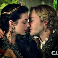 """Francis Valois & Mary Stuart - Reign """"In a Clearing"""" - Season Episode 5 Mary Stuart, Mary Queen Of Scots, Queen Mary, Queen Elizabeth, Adelaide Kane, The Cw, Isabel Tudor, Reign Mary And Francis, Reign Quotes"""