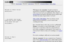 AuctionWeb aka eBay (1995) / ?