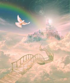 Rainbow Bridge: In honor of my Binx and Flip <3 I'll miss you forever. Until we meet again at Rainbow Bridge!! <3