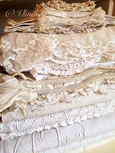 From~VlinderStyling ~ A treasure of Vintage Lace~❥