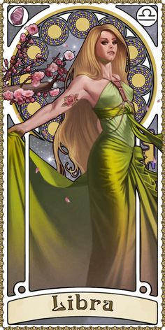 Zodiac Art Show - Libra by giorgiobaroni on deviantART