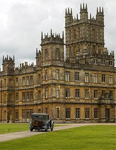 Highclere Castle on Screen & in Books