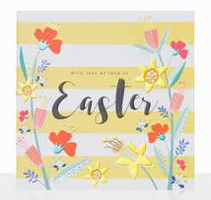 print & pattern Holiday Fun, Holiday Cards, Easter Breaks, Easter 2018, Easter Colors, Kids Prints, Etsy Uk, Stationery Design, Pattern Books