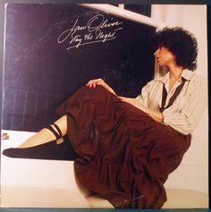 Jane Olivor...best singer...love her songs and voice!