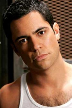 Danny Pino, oh my! From Cold Case to SVU, he could solve my crimes any day of the week...
