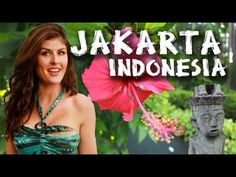 Jakarta CITY Tour: Street Life, Tropical Gardens & Traffic - AMaeTV