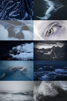 mermaid of the north aesthetic