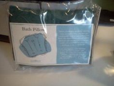 Bath Pillow by Bath & Body Works. $9.90