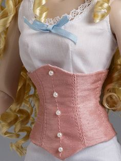 "#pinned 16"" Vintage Basic - a #detail shot from our Re-Imagination Collection #2013 #FallRelease #dollchat ^kv"