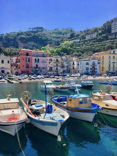 Sorrento's Marina Grande - a stop on our Amalfi Coast road trip in Italy