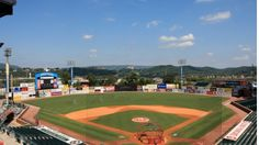 AT&T Field (Chattanooga, TN) Home of the AA Chattanooga Lookouts. Went to the Fourth of July game here in 2011.