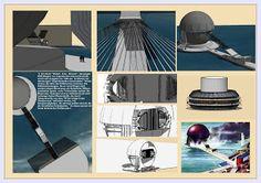 retro futurismus: Kernfusion Vision oder Illusion