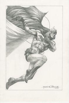Batman by Rags Morales