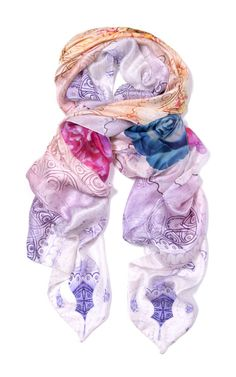 Shop Athena Procopiou The Bazaar Maze Scarf at Moda Operandi