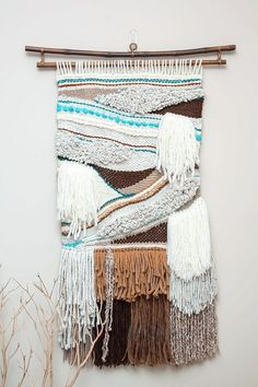 Making waves in your weaving is easier than you may think. With some additional tips and tricks, this tutorial will have you creating waves in your weavings in no time. Great for beginners.