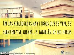 En las bibliotecas h