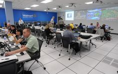 Our Emergency Operations Center is hard at work helping associates, customers and stores weather the storm. For more information about store openings and closings, click here: http://news.walmart.com/disaster-response