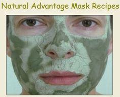 How to make Facial Masks using Natural Ingredients