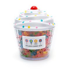 Dylan's Candy Bar Cupcake filled with Gummy Bears   Dylan's Candy Bar