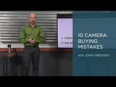 10 Mistakes People Make When Buying a Camera