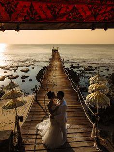 Wedding at Ayana Resort Bali - Brides Without Borders