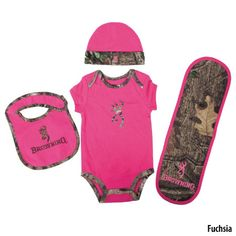Daddy's Little Girl - Browning Baby Camo Set-449100 - Gander Mountain