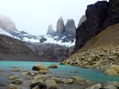 The three towers - Torres del Paine Chile [OC] [4000X3000]