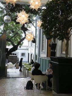 Café do Teatro, Funchal - Madère