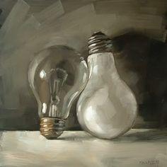"""""""Light Bulb Opposites"""" Michael Naples"""