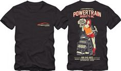 T-shirts are in and ready to ship!! We have the in black,charcoal, green and pink. Head over to the site to get yours today. http://www.powertrainproducts.net/product-p/t-shirt-main.htm