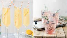 Njut av en drink med cava i vår och sommar. Här delar vi med oss av recept som du inte kan misslyckas med!