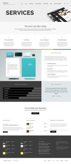 Papirus - Ultimate WordPress Book Store #wordpressthemes #responsivethemes #bestwordpressthemes