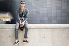 Seoul Fashion Week | Street Style | Spring 2016.