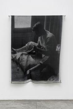 Rosângela Rennó, Untitled (Sewing), 2014