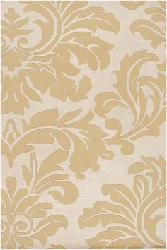 Vivien Area Rug - Wool Rugs - Area Rugs - Rugs | HomeDecorators.com- also have blue and gray