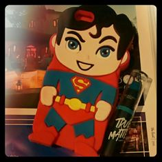 Superman phone case NWOT Superman XG/6G silicone phone case. Perfect condition!  *listing only includes 1 superman. *2 Superman's available, exactly the same.* #smokefreehome Accessories Phone Cases