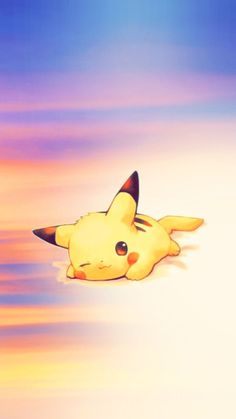 Cute Pokemon Wallpaper, Cute Disney Wallpaper, Cute Cartoon Wallpapers, Kawaii Wallpaper, Cute Wallpaper Backgrounds, Iphone Wallpaper, Pikachu Pikachu, Pichu Pokemon, O Pokemon