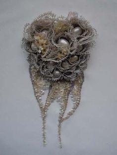 Furor Brilliante embroidery for formal wear