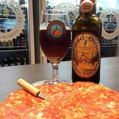 Vito Balducci Salame Ventricina x Der Hirschbräu Doppel-Hirsch  #cerveja #harmonizacao #beer #food #pairing