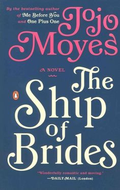 November 2014: From the New York Times bestselling author of Me Before You, a post-WWII story of the war brides who crossed the seas by the thousands to face their unknown futures.