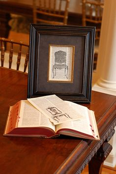 LOVE this! Make your own art using an old dictionary! via @theinspiredroom and @MrsLimestone