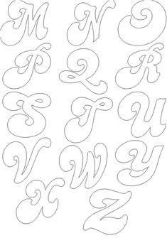 Alfabeto Relationship Goals relationship values Graffiti Lettering Fonts, Hand Lettering Alphabet, Graffiti Alphabet, Alfabeto Graffiti, Fancy Letters, Lettering Tutorial, Alphabet And Numbers, Letter Art, String Art